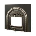 Windsor Arch Zero Clearance Front - Chrome
