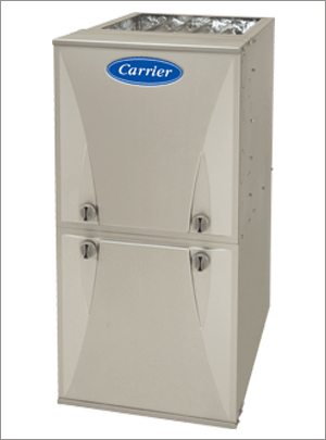 Carrier Comfort Furnaces