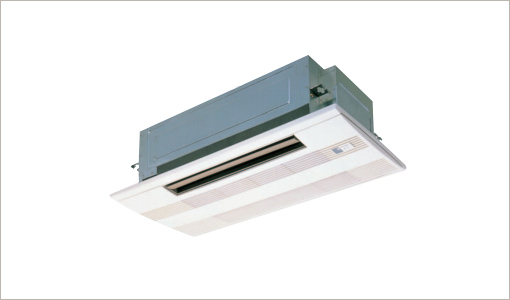 Mitsubishi Ceiling Cassette 1 Way Ductless Systems