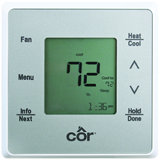 Côr 5 Thermostat