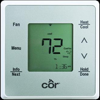 Côr 5C Wi-Fi Thermostat