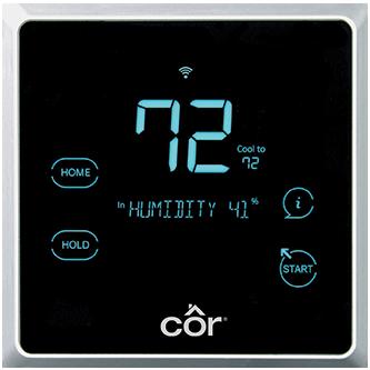 Côr 7C Wi-Fi Thermostat