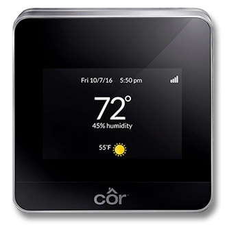 Buy Carrier Côr Wi-Fi Thermostat | Toronto Best Prices