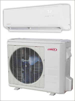 Lennox Mini-Split-Heat-Pump Ductless System