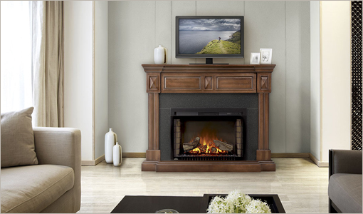Napoleon Mantel Entertainment Electric Fireplace