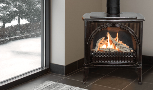 Valor Freestanding Gas Fireplaces