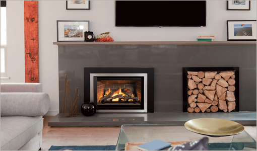 Electric Fireplaces - Insert