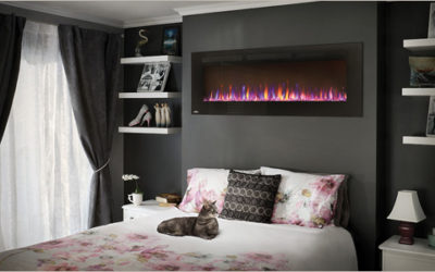 Why Homeowners Choose Electric Fireplaces over Other Options