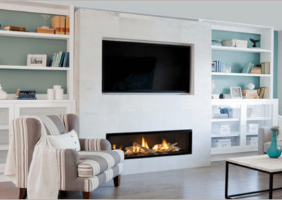 Electric Fireplaces - Zero Clearance