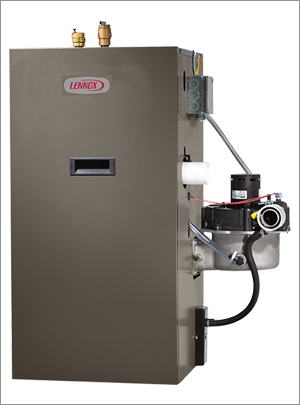 Lennox Gas-Fired Water Boilers