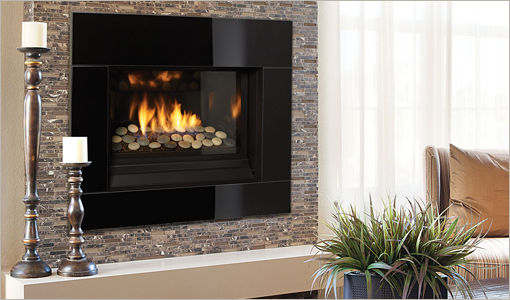 Regency Contemporary Gas Fireplaces