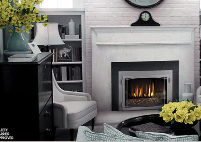 Gas Fireplaces - Gas Inserts