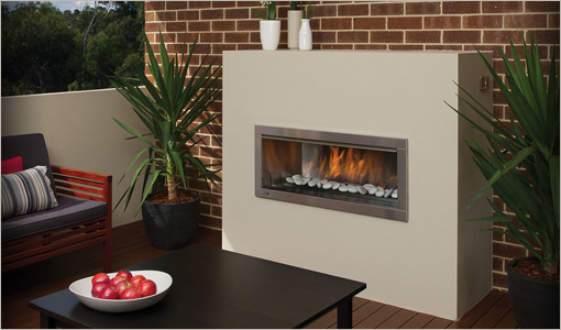 Regency Outdoor Gas Fireplaces