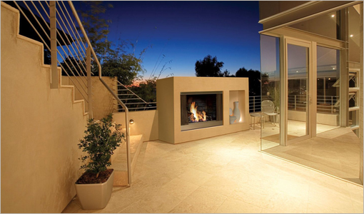 Marquis Outdoor Gas Fireplaces