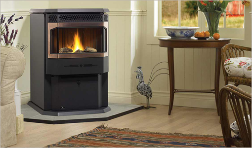 Regency Pellet-Stoves Gas Fireplaces