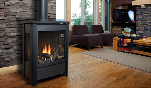 Gas Fireplaces - Stoves