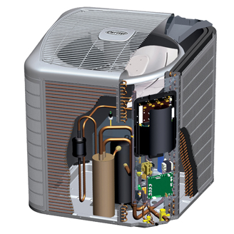Infinity 174 20 Heat Pump With Greenspeed 174 Intelligence