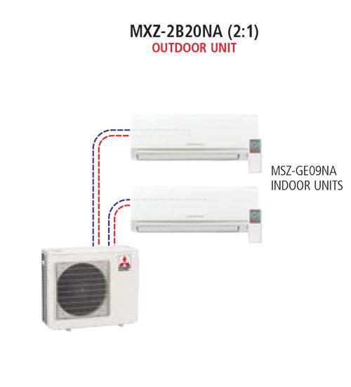 MXZ-2B20NA-2-1