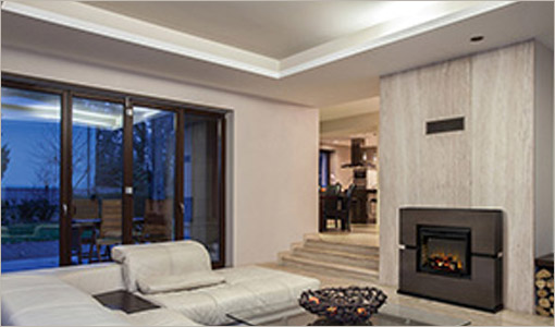 Dimplex Mantels Electric Fireplace