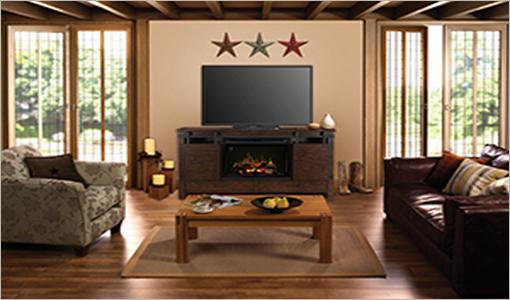 Dimplex Media-Consoles Electric Fireplace