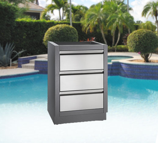 OASIS TWO DRAWER CABINET