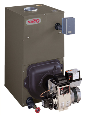 Lennox Oil-Fired Water Boilers