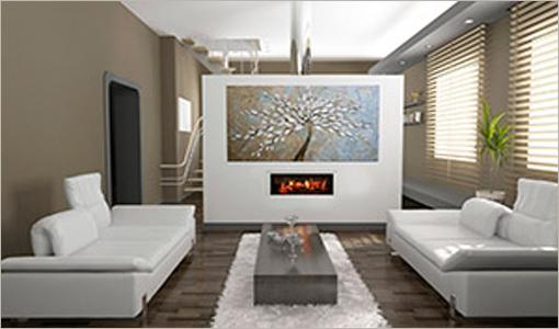 Dimplex Opti-V Electric Fireplace