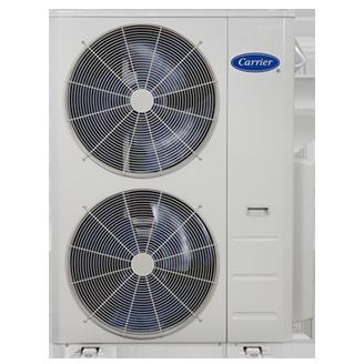 Performance Multi-ZoneHeat Pump with Basepan Heater