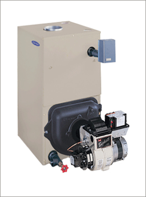 Carrier Performance Series Oil Boilers