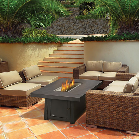 ST. TROPEZ RECTANGLE PATIOFLAME TABLE-1
