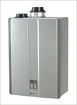 Rinnai Super-High-Efficiency Plus Tankless Water heater