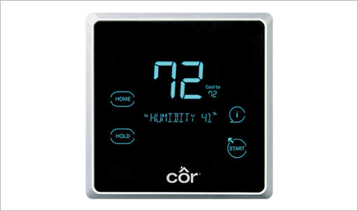 Carrier Non-Wi-Fi Thermostats