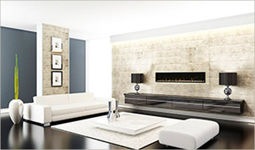 Dimplex Wall-mounts Electric Fireplace