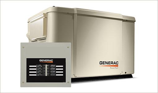 Generac Home Backup Generators Cozy Comfort Plus