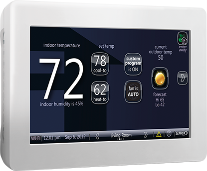 Lennox Icomfort Wi Fi Touchscreen Thermostat Best