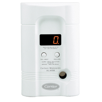Carbon Monoxide (CO) Alarm - COALM