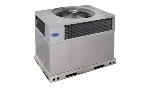 Carrier Comfort Commercial Rooftop Units