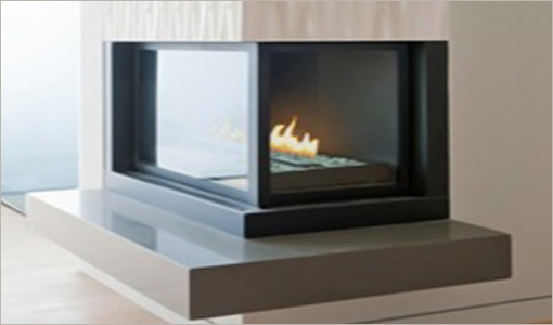 Montigo Corner-Right Gas Fireplaces