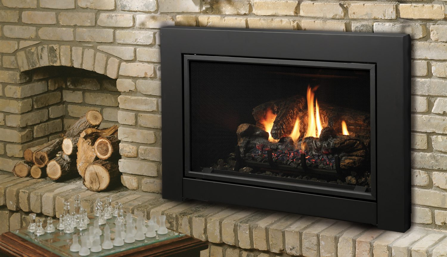 charcoal in fireplace millivolt gas standing stove free kingsman p vent direct
