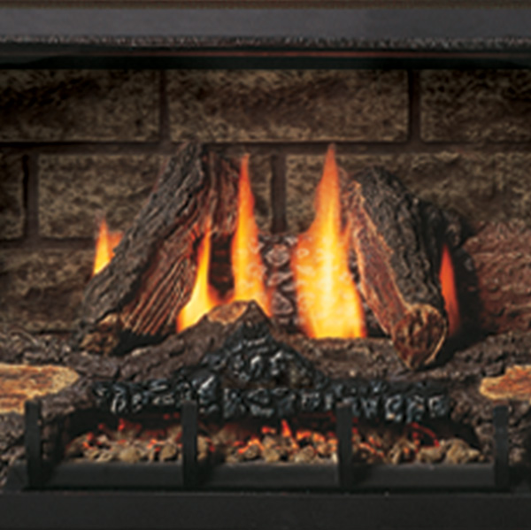 Kingsman Zv3600 Vented Gas Fireplace Toronto Best Price