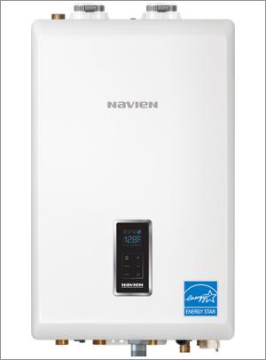 Navien NCB Series Boilers