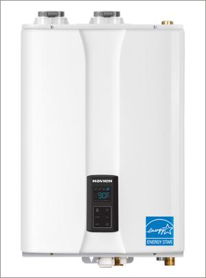 Navien NHB Series Boilers