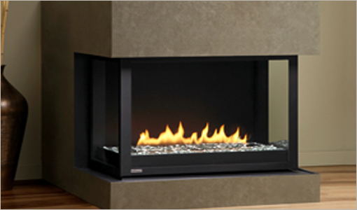 Montigo Panorama Gas Fireplaces