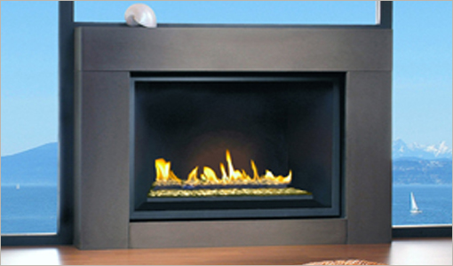 montigo Single-Sided Gas Fireplaces