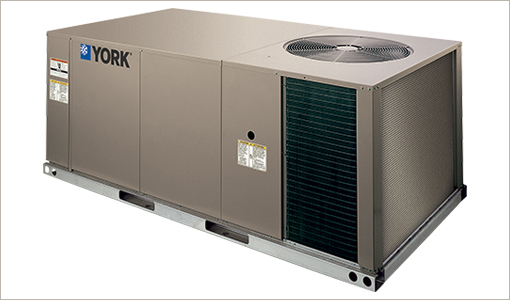 York Small Sunline Series Commercial Rooftop Units