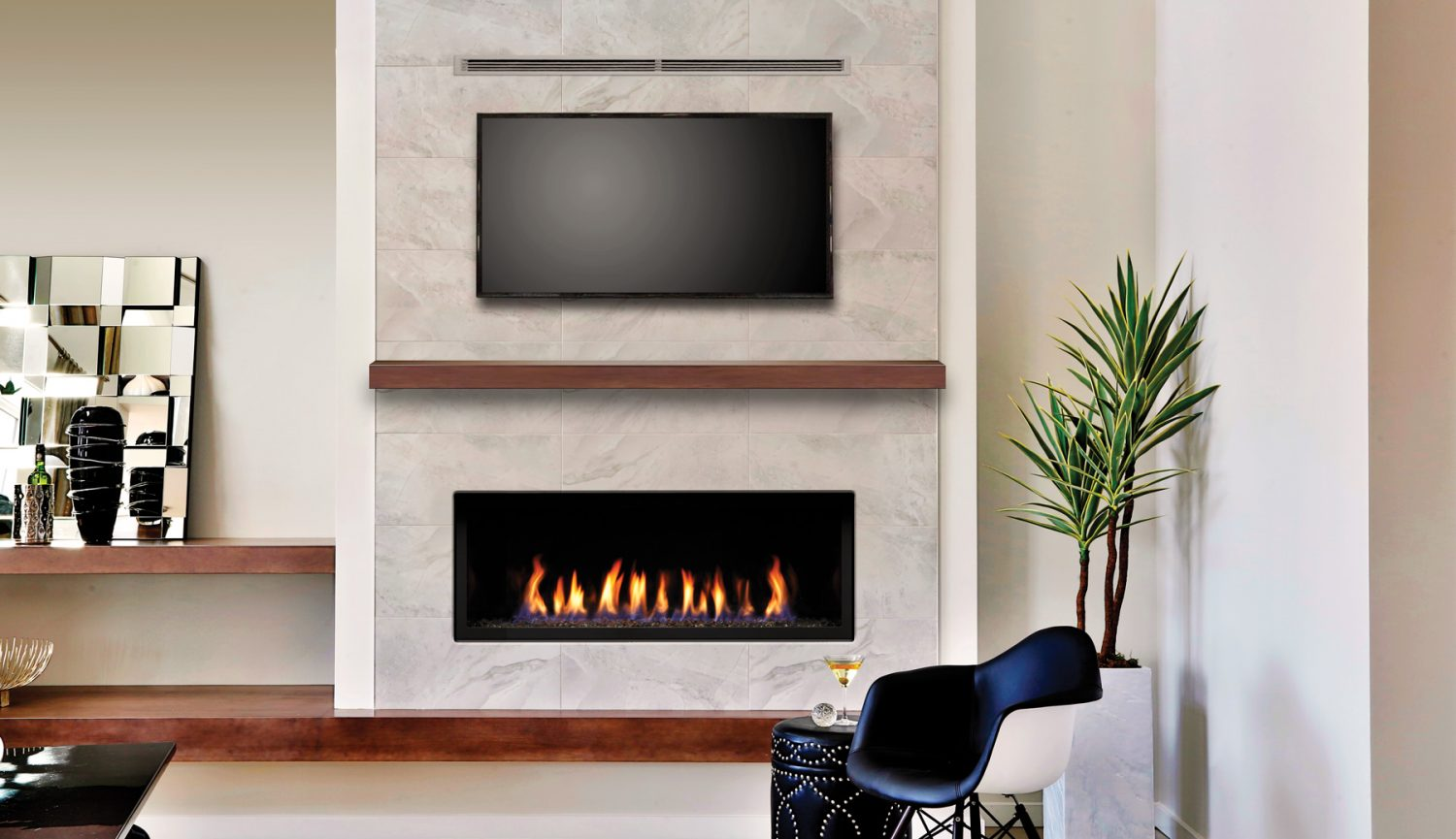 Kingsman Vrb46 Direct Vent Fireplace Toronto Best Price