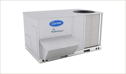 Carrier Weatherexpert Commercial Rooftop Units