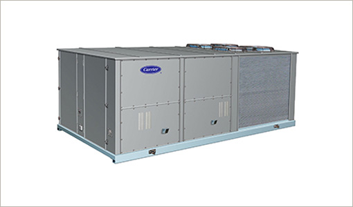Carrier Weathermarker Commercial Rooftop Units