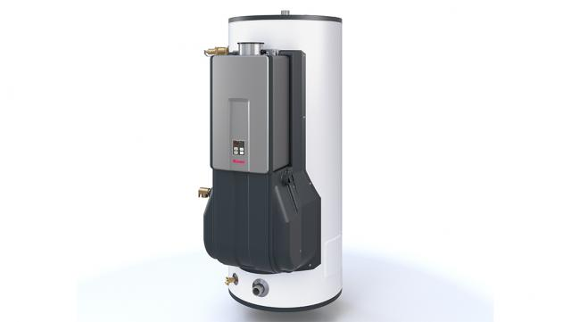Rinnai Demand Duo 80 Gallon System Hybrid Tank Tankless