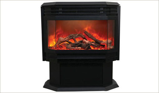 Amanti Free-Stand Electric Fireplace
